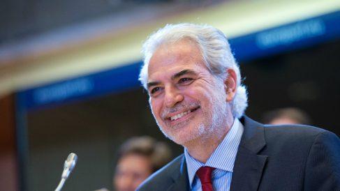 El comisario de Ayuda Humanitaria de la UE, Christos Stylianides.