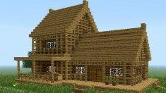 Pasos para hacer casas en Minecraft