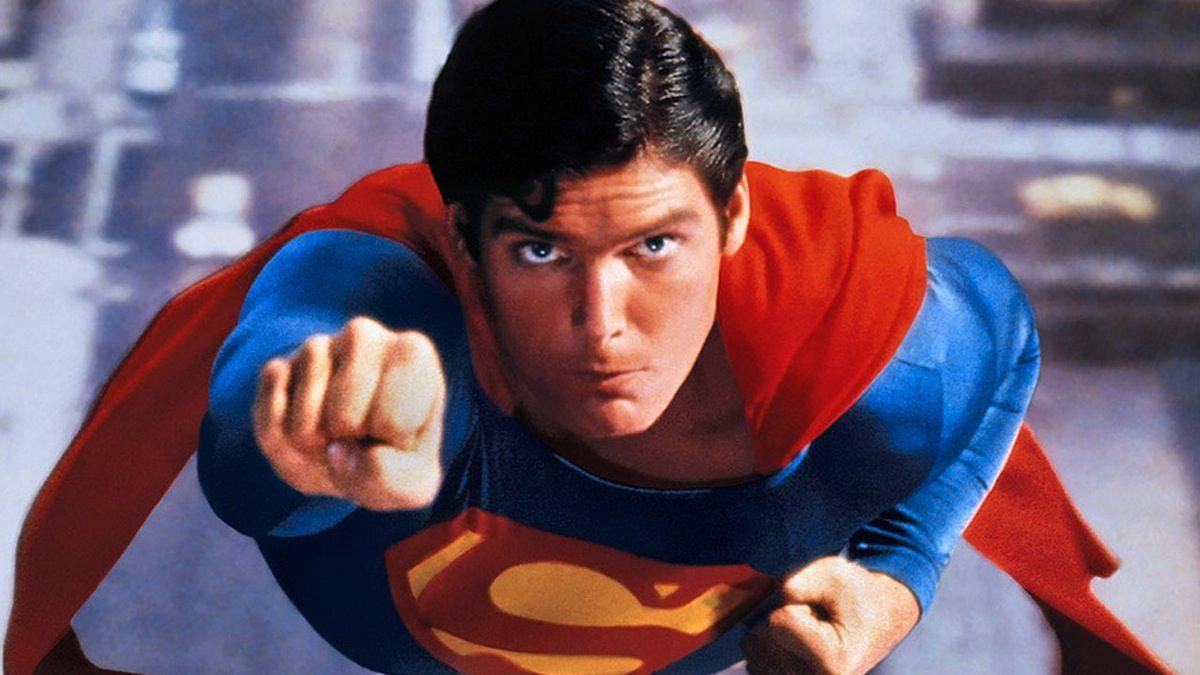 Mejores películas de superhéroes. Superman