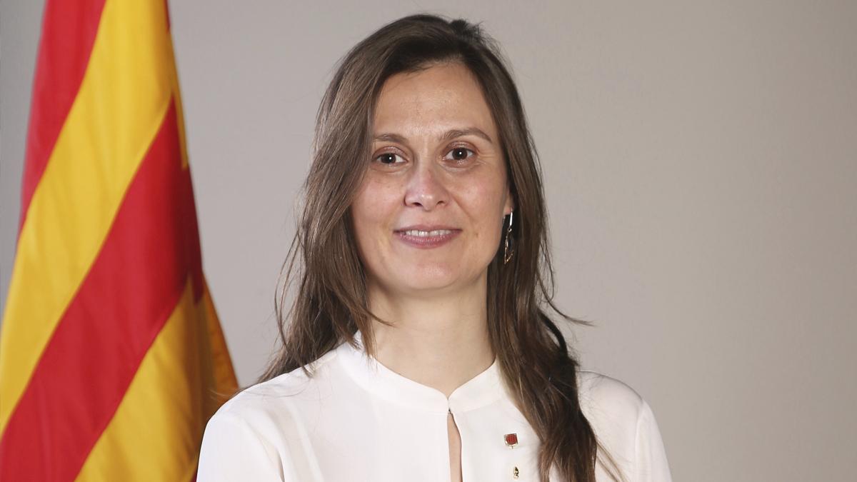 Meritxell Serret. (Foto: Generalitat de Cataluña)
