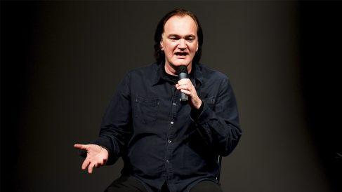 Quentin Tarantino en una imagen de archivo (Foto: AFP).