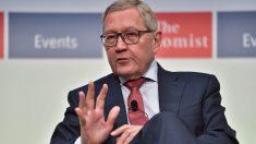 El presidente del MEdE, Klaus Regling. (Foto: EFE)