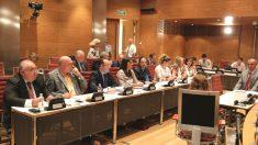 Comisión sobre la financiación de partidos (Foto: Francisco Toledo)