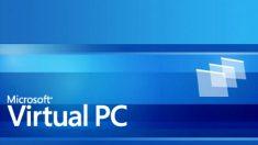 El Microsoft virtual PC funciona en el sistema operativo Windows 7.