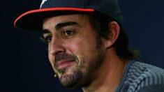 Según Flavio Briatore, el futuro de Fernando Alonso debería decidirse antes del parón de verano del mundial de Fórmula 1, sin descartar su continuidad en McLaren. (Getty)
