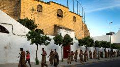 Rodaje de 'Juego de Tronos' en Osuna, Sevilla (Foto:Getty)