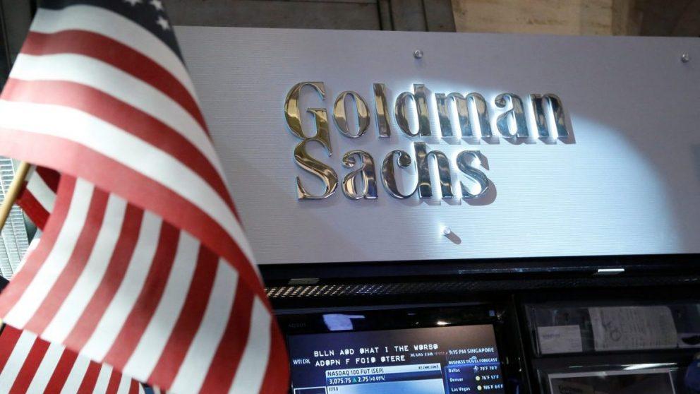Goldman Sachs (Foto. Getty)