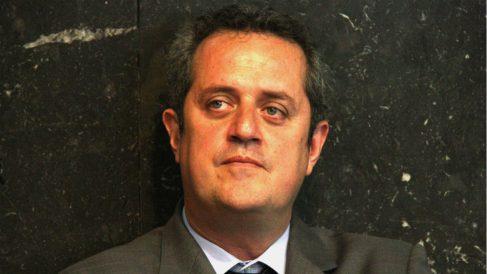 Joaquim Forn, consejero de Interior de la Generalitat