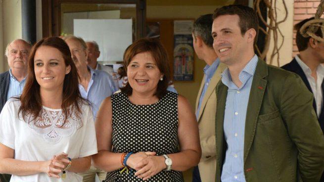 Casado y Levy en Valencia