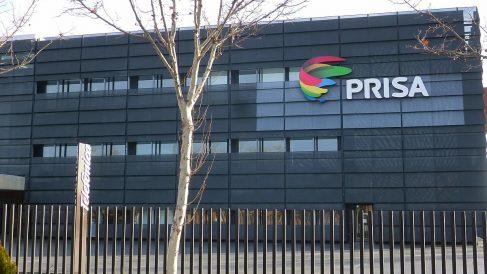 Edificio de Grupo Prisa.