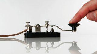 El código Morse se creó en el siglo XIX