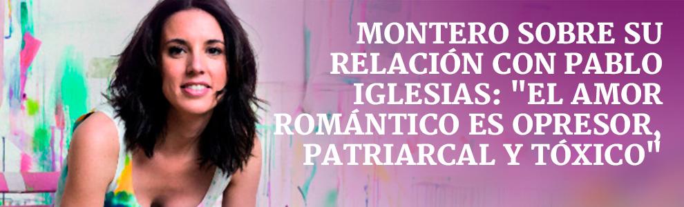 Podemos Irene Montero Da 1 Entrevista Sobre Su Amor Con Pablo