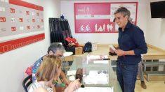 Pablo Zuloaga, secretario general del PSOE cántabro.