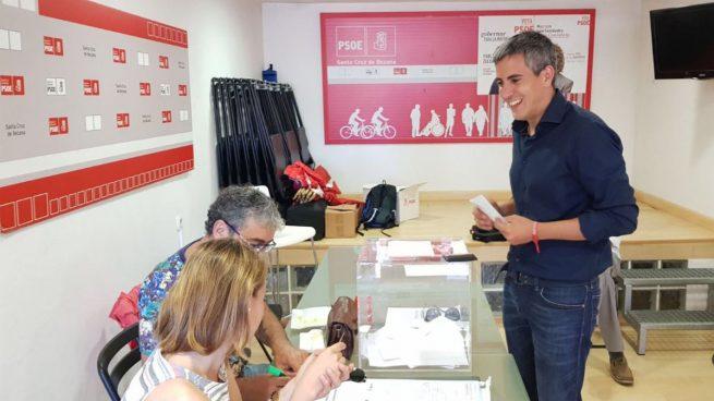 Pablo Zuloaga se convierte en el nuevo secretario general del PSOE en Cantabria