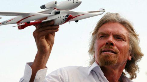 18 julio. Richard Branson