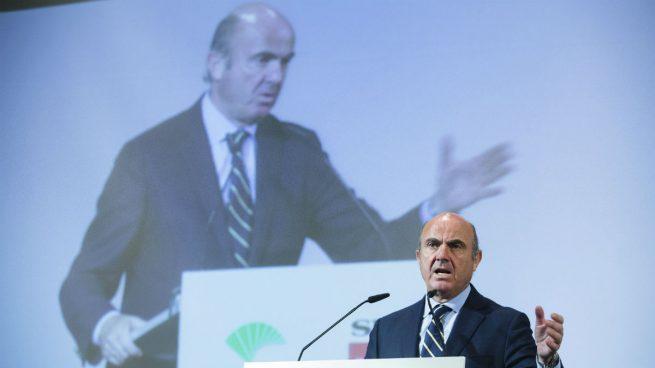 """Guindos: """"El FMI instará a las pymes españolas a que aumenten su tamaño"""""""