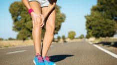Trucos para tratar un esguince de rodilla