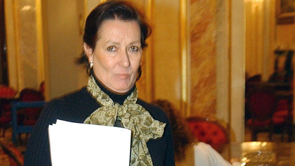 La consejera del Tribunal de Cuentas y ex ministra de Justicia Margarita Mariscal de Gante (Foto: EFE).