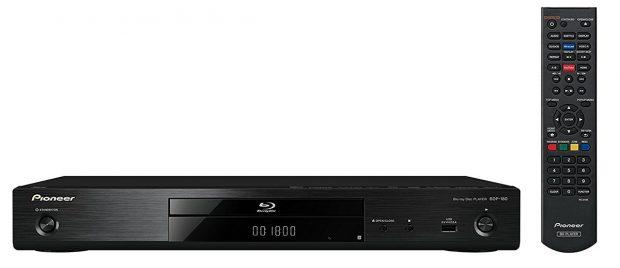 Reproductores y grabadores de Blu-ray