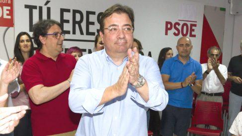 El presidente de la Junta de Extremadura, Guillermo Fernández Vara (Foto: Efe)