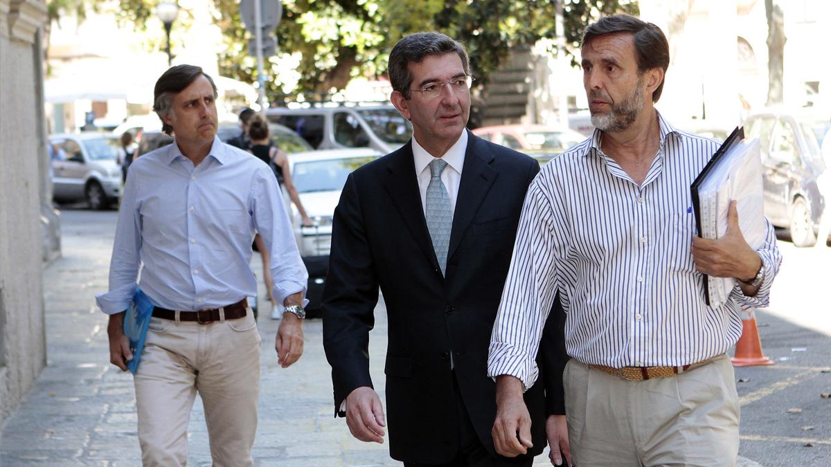 Zoilo y Pablo Ruiz-Mateos. (Foto: EFE)