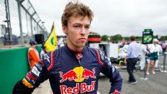 Daniil Kvyat vuelve a la Fórmula 1 tras un año apartado. (AFP)