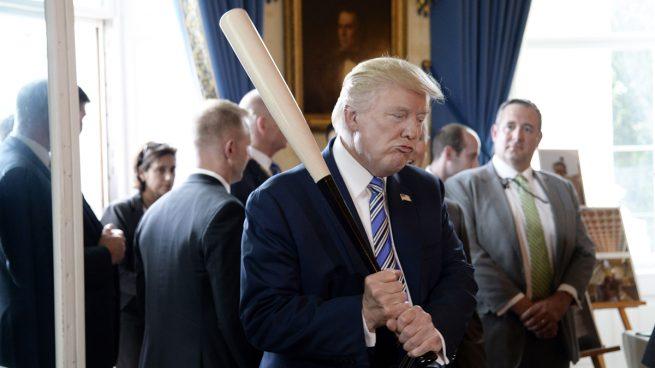 La foto definitiva de Trump: así se lo pasó el presidente con este y otros productos 'Made in America'