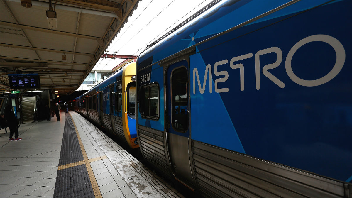 Metro de Melbourne (Foto: GETTY).