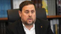 Oriol Junqueras. (Foto: AFP)