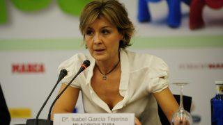 Isabel García Tejerina, ministra de Agricultura y Medio Ambiente (Foto. Moncloa)
