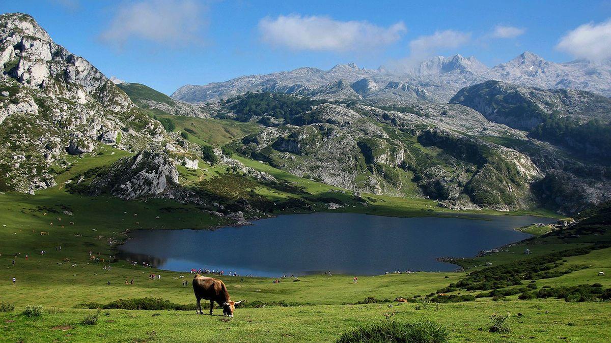 El de la Montaña de Covadonga fue el primer Parque Nacional en España.