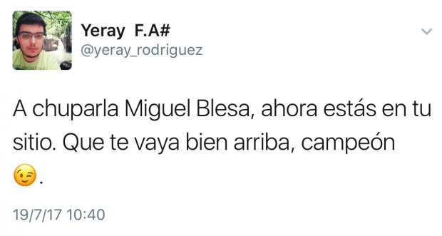 Muere Miguel Blesa