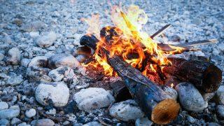 El descubrimiento del fuego fue clave para la evolución del ser humano.