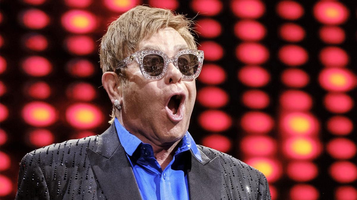 Elton John. (Foto: EFE)