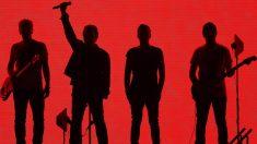 U2, en concierto. (Foto: EFE)