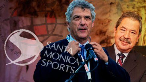 Santa Mónica Sports se ha convertido en un dolor de cabeza para Ángel María Villar.