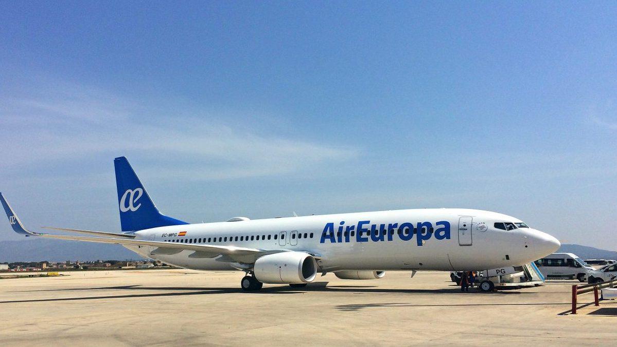 Resultado de imagen para Air Europa Aeropuerto Madrid