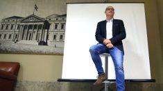 El actor y humorista Felisuco, nuevo coordinador de Ciudadanos en Cantabria (Foto: EFE).