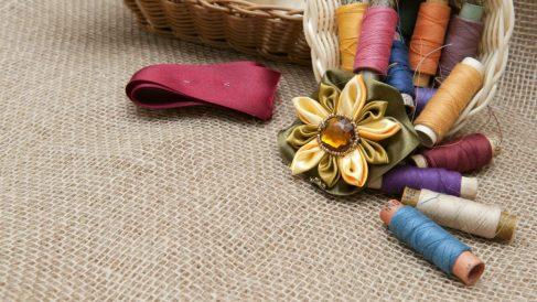 Trucos para hacer flores de tela paso a paso