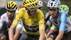 Chris Froome ha sabido neutralizar a sus rivales en la montaña. (AFP)