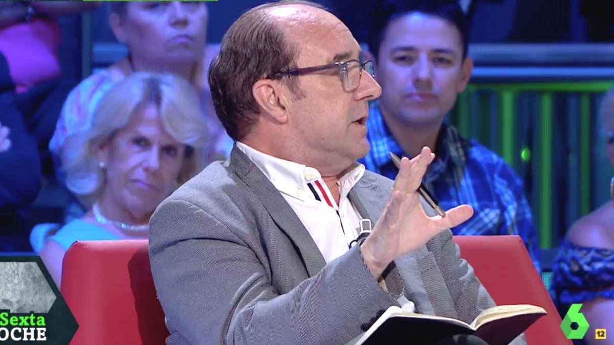 El director de 'Infolibre', Jesús Maraña