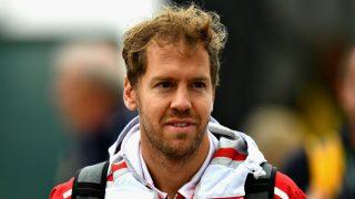 La decisión de Sebastian Vettel en cuanto a su futuro podría desencadenar todos los movimientos del mercado de pilotos de la Fórmula 1. (Getty)