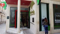Sucursal de Unicaja Banco.