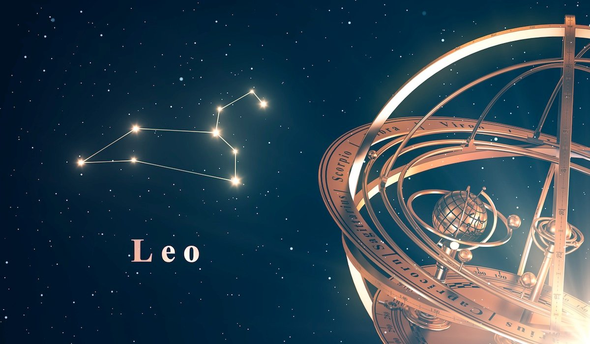 Zodiaco. Leo