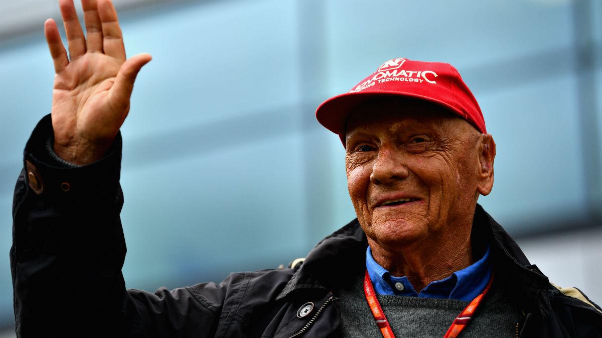 Niki Lauda ha criticado duramente la decisión de implantar el Halo la temporada que viene, considerando que destruye la esencia de la Fórmula 1. (Getty)