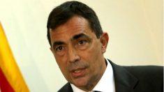 El destituido jefe de los Mossos Pere Soler. (Foto: EFE)