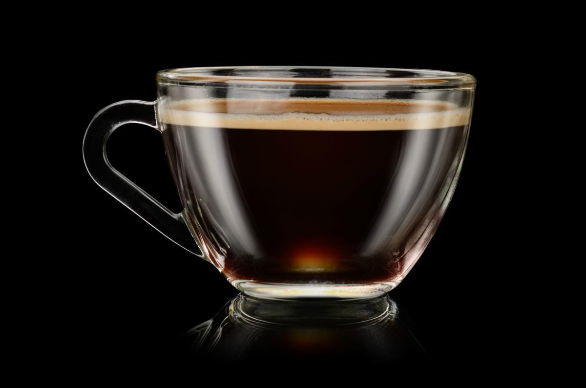El carajillo es un combinado de café y licor.