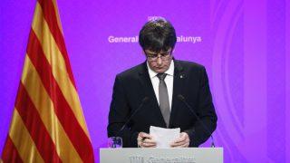 Carles Puigdemont. (Foto: EFE)