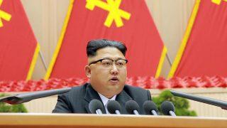 Kim Jong Un, líder de Corea del Norte (Foto: Getty)