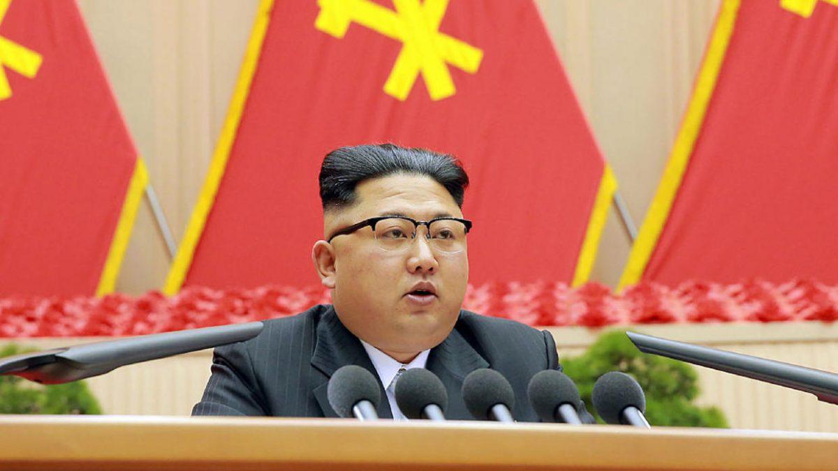 Kim Jong-un, líder de Corea del Norte. (Foto: Getty)